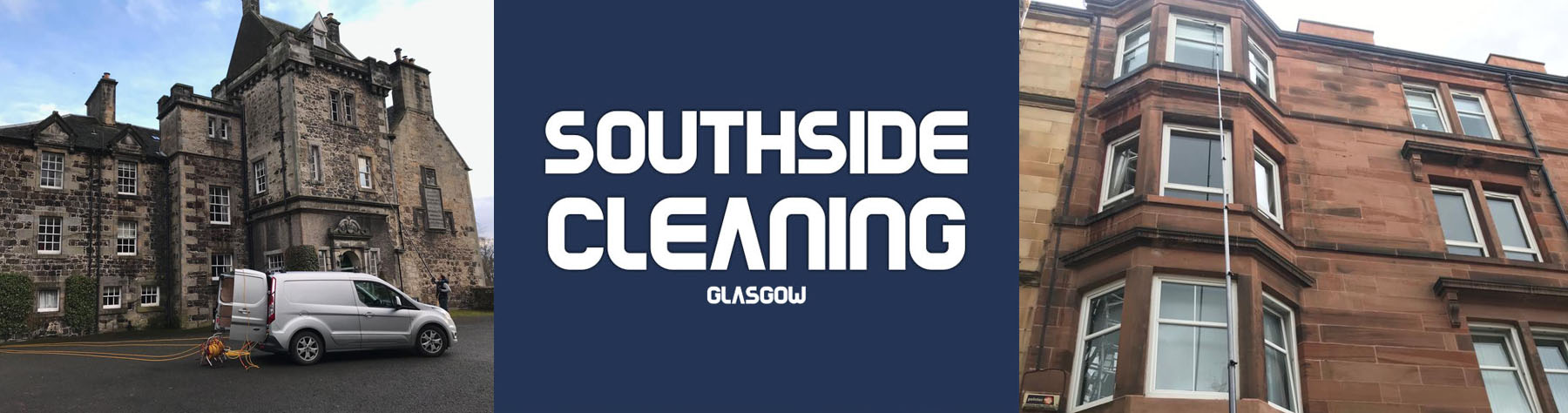 Southside Glasgow window cleaners